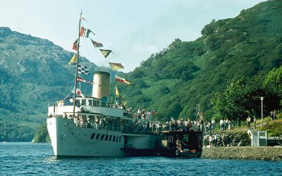Maid of the Loch – helping restore the heart of one of our oldest customers