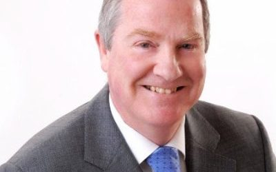 Russell Robinson, Export Manager for Stewart-Buchanan Gauges Ltd
