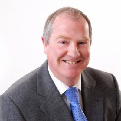 Russell Robinson, Export Manager for Stewart-Buchanan Gauges Ltd