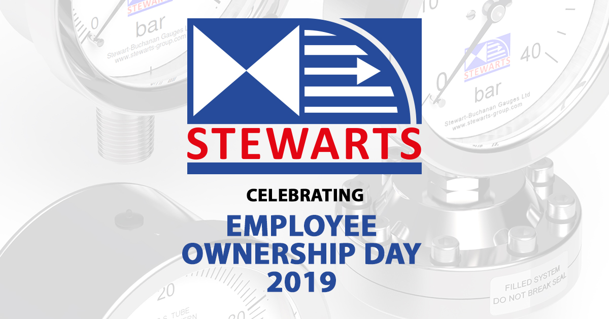 The Stewarts Group Employee Ownership Day 2019 - celebrating nine years of success!